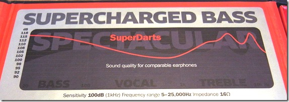 SuperDarts + Remote SAF-EP-000013パッケージ画像