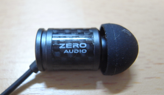 ZERO AUDIO ZH-DX210-CBVGP本体外観3